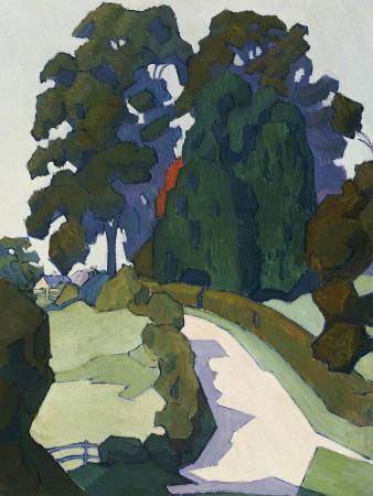 Weeping Ash, 1923