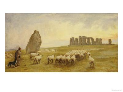 Returning Home, Stonehenge, Wiltshire