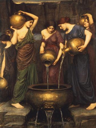 Danaides, 1904