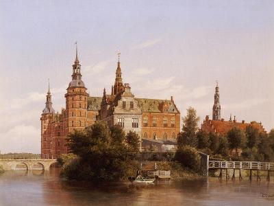 Frederiksborg Castle, Denmark, 1848