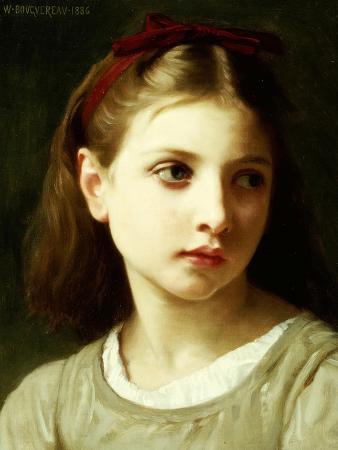 Une Petite Fille, 1886