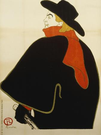 Aristide Bruant Dans Son Cabaret, 1893