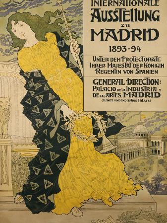 Internationale Ausstellung Zu Madrid, 1893