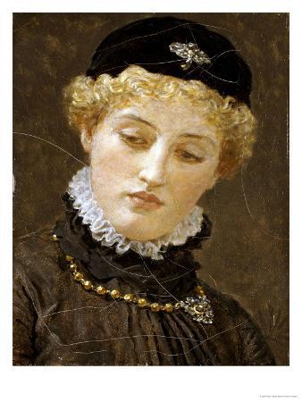 Ellen Terry (1847-1928) as Portia in the Merchant of Venice
