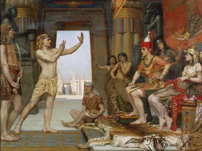 Joseph Interpreting Pharaoh's Dream, 1893-4