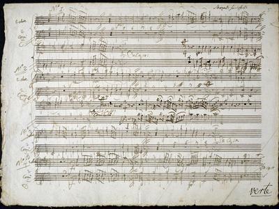Sheet Music by Mozart: Six Contre Danses