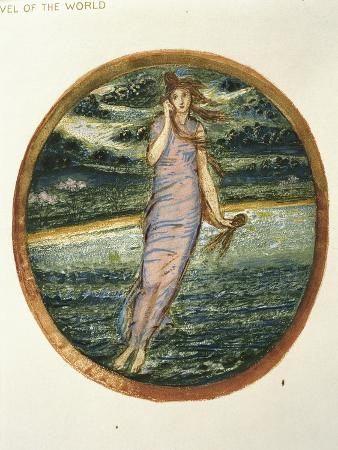 Marvel of the World Birth of Venus