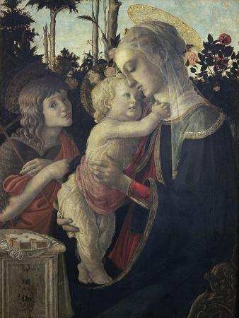Virgin and Child with John the Baptist