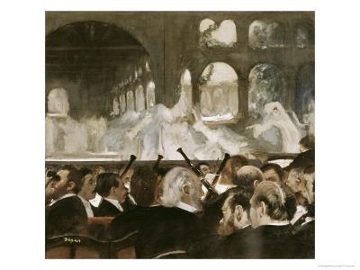 Ballet Scene from Mayerbeer's Roberto Il Diavola