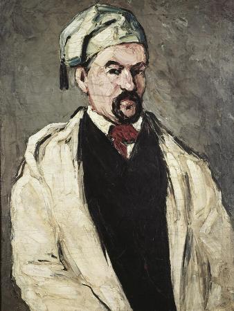 Uncle Dominique (Man in a Cotton Hat)