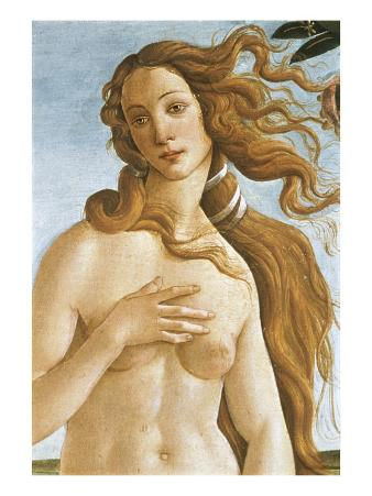 The, Detail Birth of Venus
