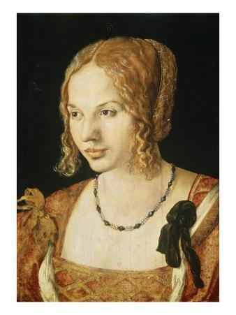 Portrait of a Venetian Lady