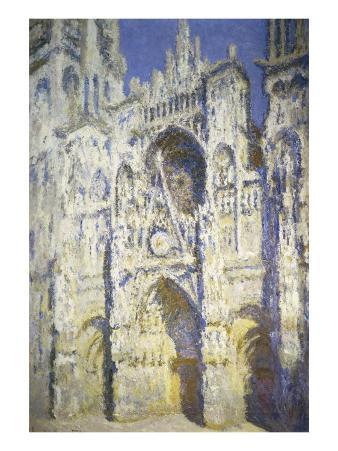 Cathedrale de Rouen, Plein Soleil