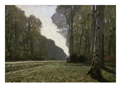 Route Du Bas-Breau