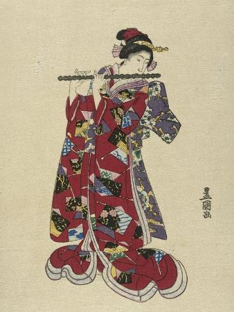 Yokobue, Seven Hole Chinese Flute