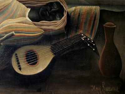 The, Detail Sleeping Gypsy