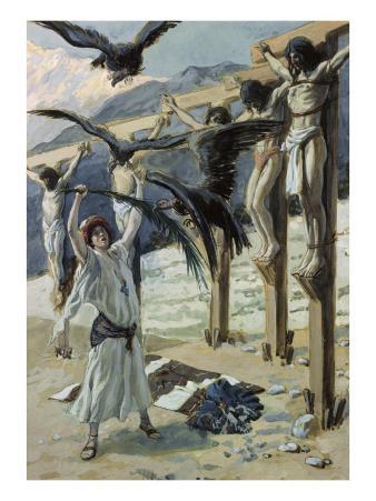 Rizpah's Kindness Toward the Dead