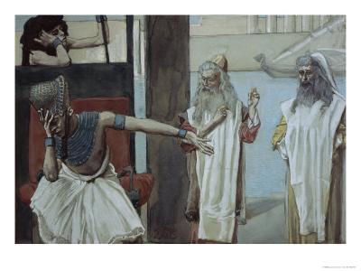 Pharaoh Sueth to Moses
