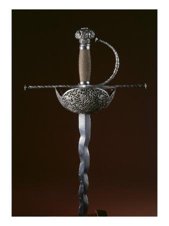 Sword, Detail