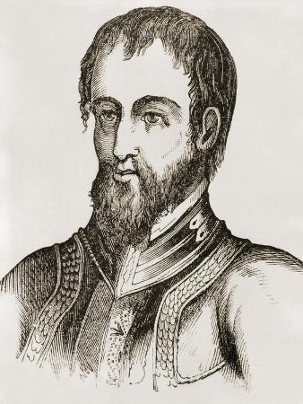 De Soto, Hernando (1492-1542), Spanish Explorer Who