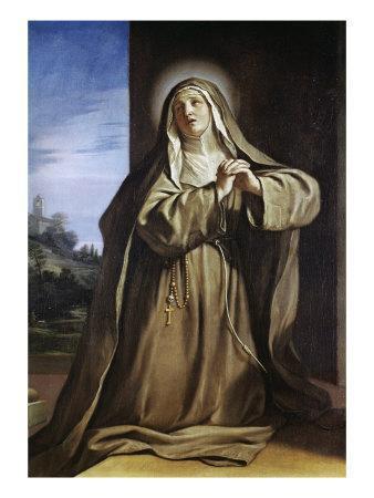 Saint Margarita Da Cortona