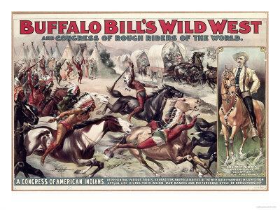 Buffalo Bill's Wild West (Poster)