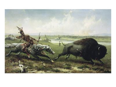 Buffalo Hunt