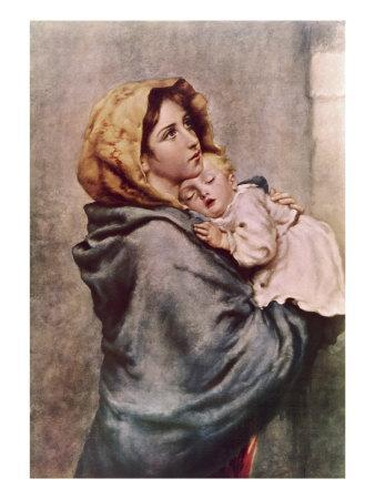 Madonna of the Poor