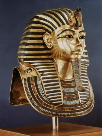 Tutankhamen: The Gold Mask
