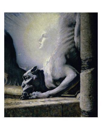 Le Sphinx et Le Chimere