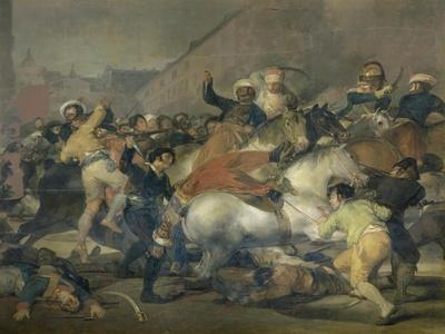 Second of May, 1808