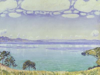 Leman Lake Seen from Chexbre