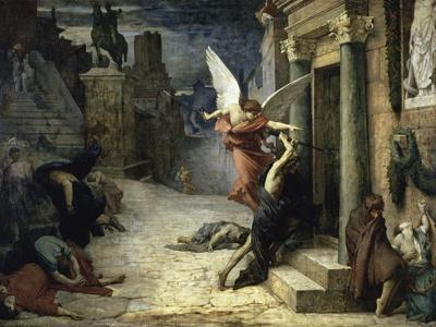 The Angel of Death; Peste a Roma