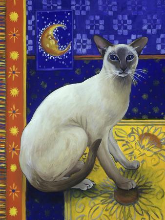 Siamese Cat, Series I