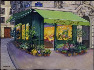A Parisian Florist Champ Libre
