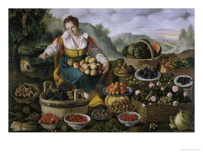 The Fruit Dealer