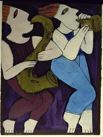 Duo Trumpet Saxophone