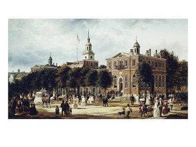 Philadelphia in 1858