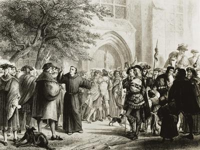 Highlights of the Life of Martin Luther