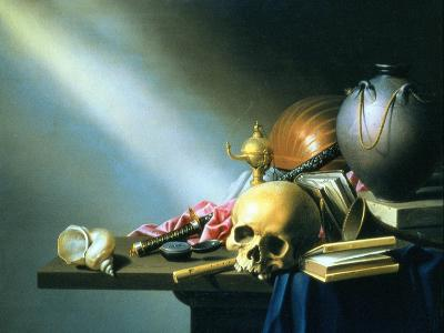 Still Life: an Allegory of the Vanities of Human Life, circa 1640