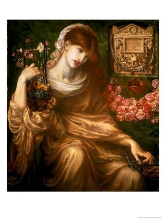 The Roman Widow, 1874