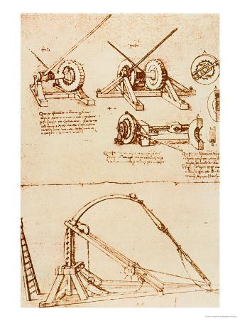 Study for Catapults