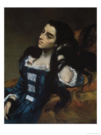 A Spanish Woman, 1855