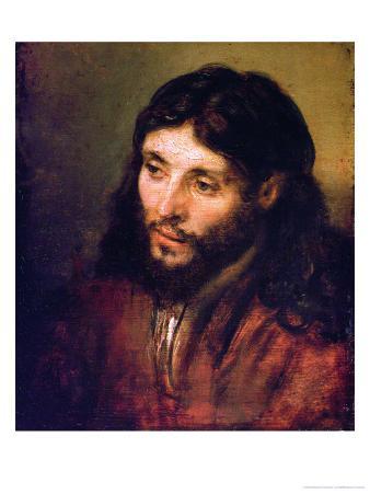 Head of Christ, circa 1648