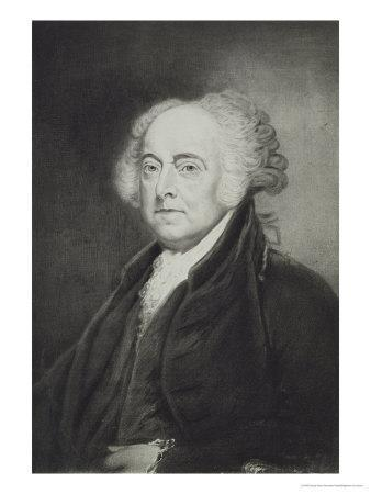 John Adams, 2nd President of the United States of America, Published 1901