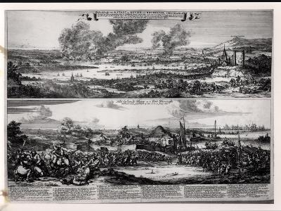 Dutch Attack on the River Medway 20th and 21st June 1667