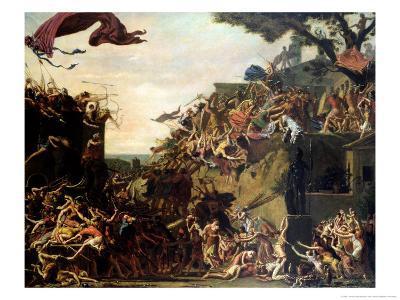 The Siege of Sparta by Pyrrhus 1799-1800