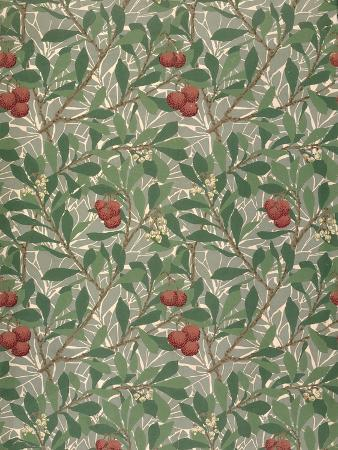 Arbutus Wallpaper Design