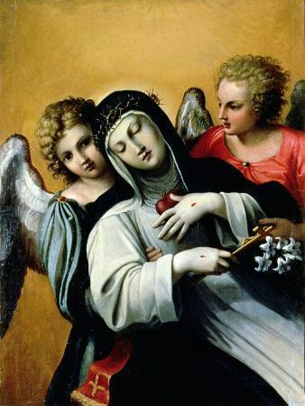 The Ecstasy of Saint Catherine