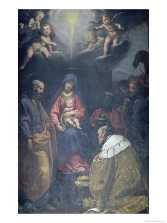 Adoration of the Magi, 1629